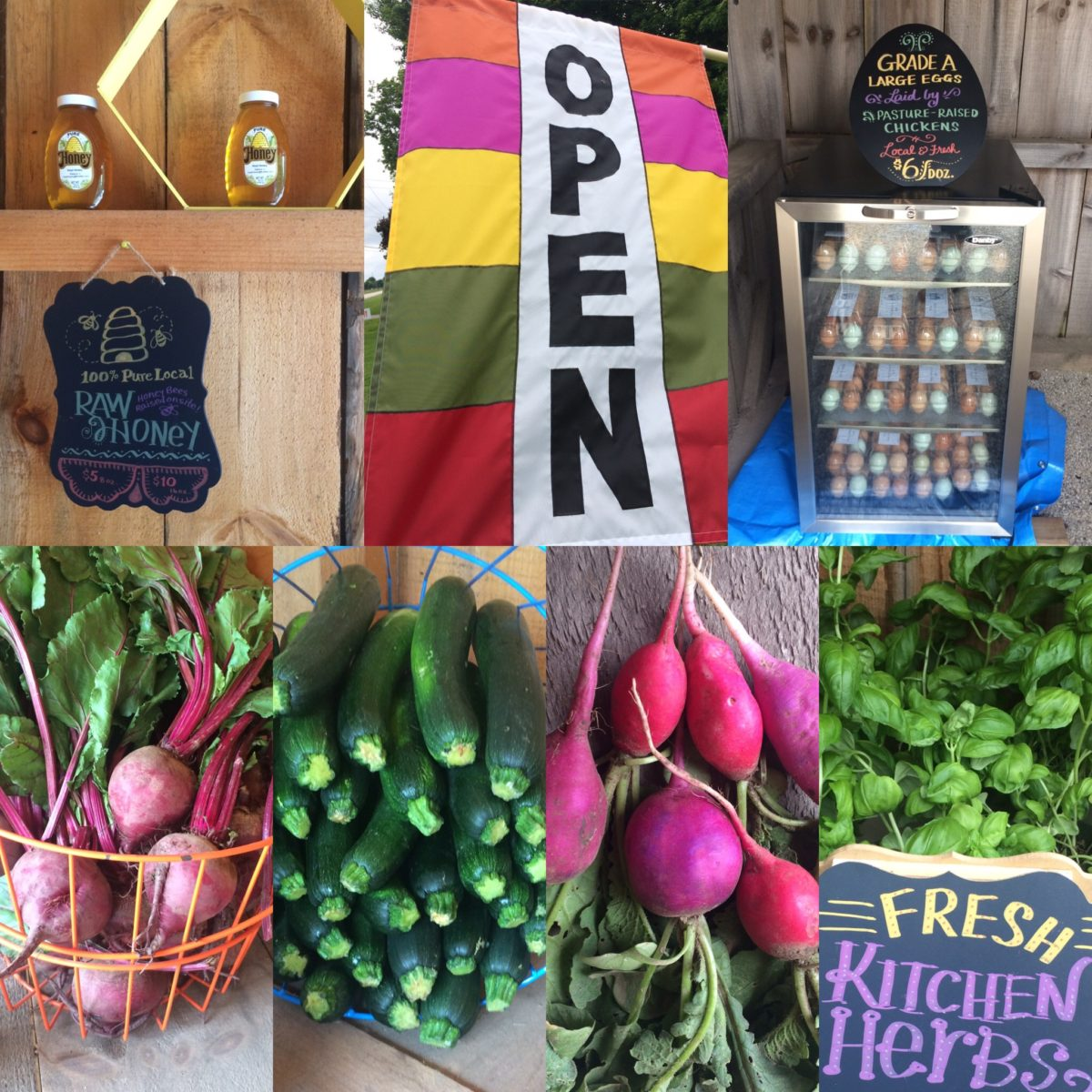 Farm Stand is Open!